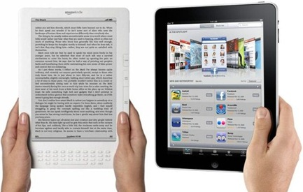 ipad vs kindle Do you need an ipad or kindle?