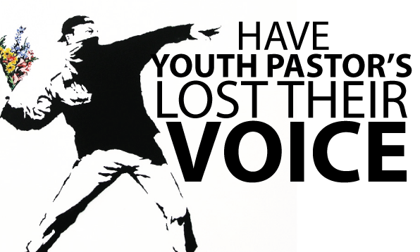 have youth pastors lost their voice main page header1 Are Youth Pastors Losing Their Voice?