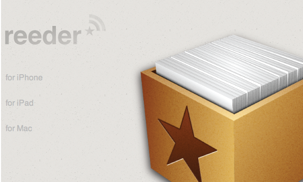 reeder image main A Program You Need: Reeder