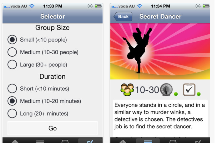 Screen Shot 2012 07 19 at 12.54.22 PM Freebie Friday: Group Games iPhone App