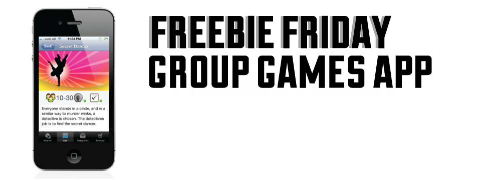 group games iphone app1 Freebie Friday: Group Games iPhone App