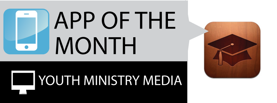 youth ministry app of the month 02 App of the month: iTunes U