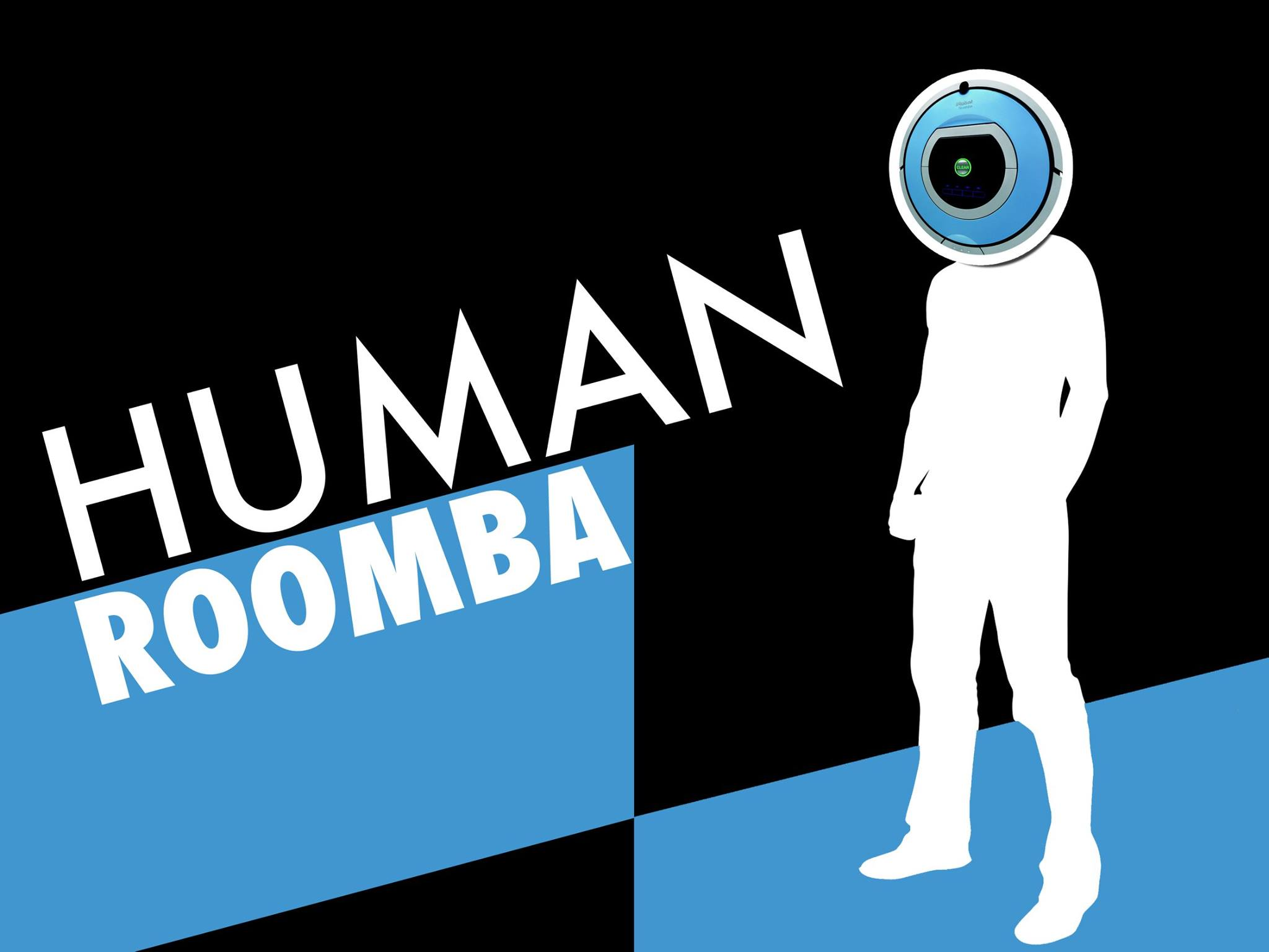 Youth ministry game human roomba