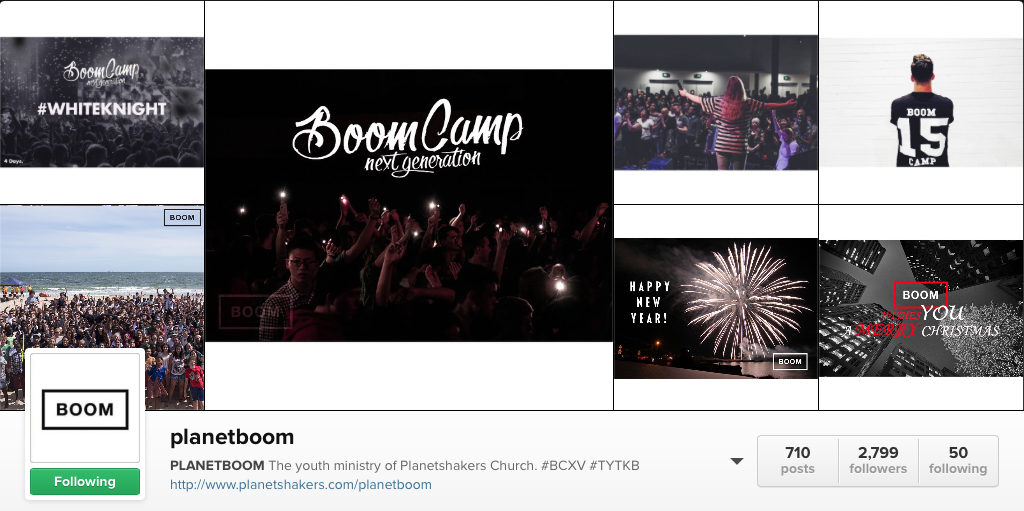 youth ministry planet boom youth ministry instagram