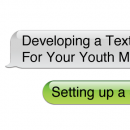Developing a Texting Strategy: Setting it up