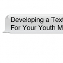 Developing a texting strategy: part 2