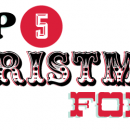 Freebie Friday: Top 5 Christmas Fonts
