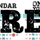 Freebie Friday: Free Fall Youth Ministry Calendar