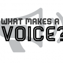What makes a voice?